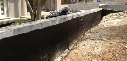 Below Ground Waterproofing