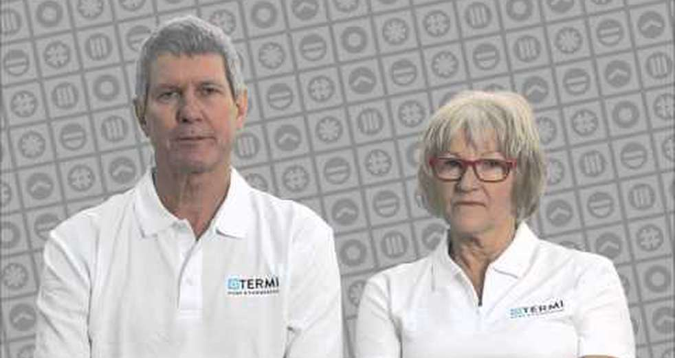 Gary & Kay Ralph - Termi Home & Commercial (South West) Owners