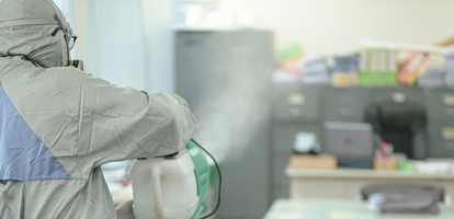 Disinfectant Fogging Services