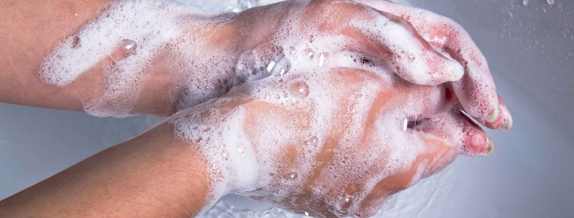 Hand washing cropped