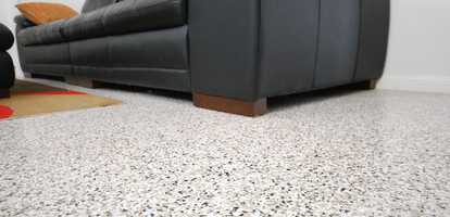 Flake Floor Finishing Systems