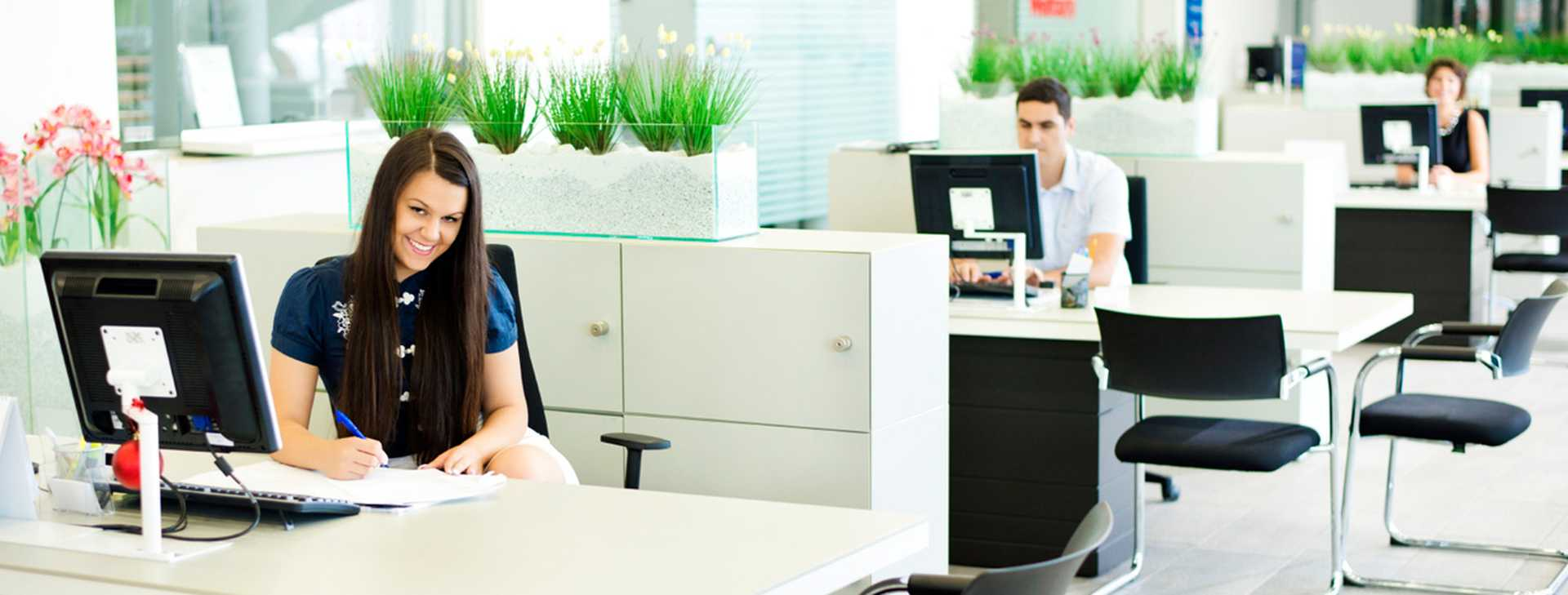 Creating cleaner and healthier indoor air in your workplace
