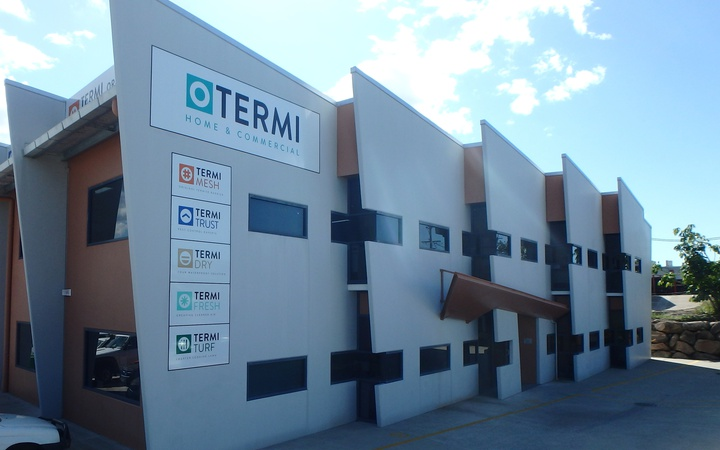 Termi Home & Commercial QLD office